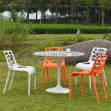 Modern Outdoor Cafe Plastic Dining Chair (sp-uc305)