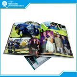 High Resolution Hardcover Photo Magazine Printing