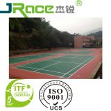Outdoor Polyurethane Sports Surface for Basketball Flooring