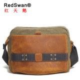 Redswan Canvas Crossbody Everday Satchel Bag Shoulder Travel Portfolio Bag (RS-6006)