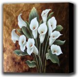 Decorative Floral Painting New Design (0006)
