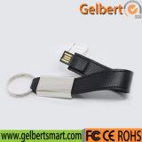 Popular 8GB Bracelet Leather USB 2.0 USB Flash Disk