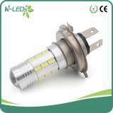 LED H4 Car Bulb Hi/Lo 18*SMD5730 with Lens