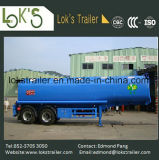 41 Cbm 3 Axles Fuel Tanker Trailer