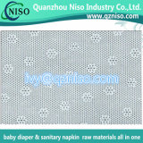 Perforated Nonwoven Sanitary Napkin Raw Materials Perforated PE Film