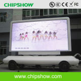 Chipshow pH8mm Outdoor Full Color LED Mobile Truck Display