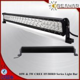 10W&3W CREE Hybird LED Light Bar for Offroad 4X4 Truck