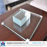 4mm Flat Toughened/Tempered/Float Low Iron/Super/Ultra Clear Glass for Building