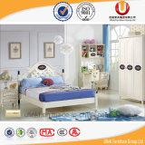 2016 Customize Kids Wooden Bedroom Furniture Set Bed (UL-H908)