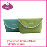 Promotional Clutch Cosmetic Bag in Microfiber