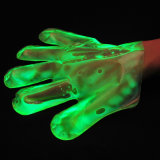 Glow Glove, Are Non-Toxic, Non-Flammable, Non-Radioactive, Water-Proof