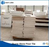600X600 Quartz Stone Floor Tile for Decoration with High Quality (Single colors)