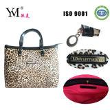 2015 Customized High Quality Fashion Lady Leopard Handbag