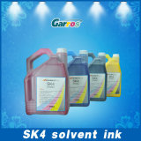 Garros China Factory Infinity and Challenger Four Colors Sk4 Solvent Ink
