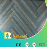 Household 8.3mm HDF Crystal Oak Sound Absorbing Laminated Floor