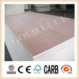 3-25mm Okoume Veneer Commercial Plywood
