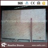 Indian Shivakashi/Shiva Ivory Granite Big Slab for Countertop
