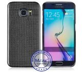 Best Selling High Quality Glossy 1.5k Real Carbon Fiber Back Case for Samsung Galaxy S6 Edge