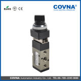 4 H 310 Pneumatic Solenoid Valve with Manual Operation