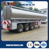 3 Axle 55 Cbm Petroleum Oil Transport Tank Truck Trailer