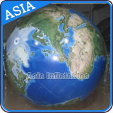 Customized Fireproof and Waterproof Earth Balloons Globe with Total Digital Printing