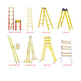 Home/Industry Use Aluminium Alloy Ladder