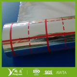 PE Coated Reflective Vacuum Metallized Pet Film for Foam Insulation