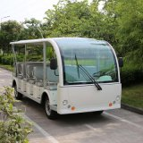 Marshell Manufacturer 23 Passengers Electric Sight Seeing Bus