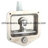 Stainless Steel Auto Toolbox Lock, Panel Truck Lock