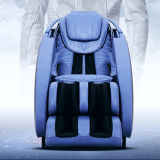 China Best Luxury Office Massage Chair Full Body PU Cover