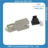 SC/PC Singlemode Female to Male Optical Fiber Attenuator