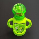 210ml Feeding-Bottle, Silicone Nipple PP Bottle Material