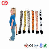 Animal with Clip Plush Tail Costume Party Kids Play Toy