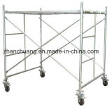 Light Duty Steel Frame System Scaffold for Construction