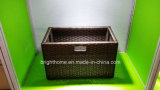 Rectangle Storage Basket. Towel Box