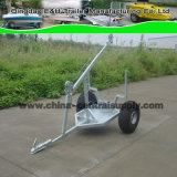 Utility Trailer Timber Trailer of Factory Made for Sale (TMT030)
