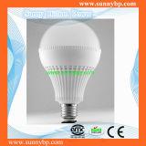 5W E27 Warm White Solar LED Bulb Light System