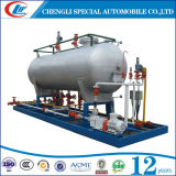 5mt LPG Cylinder Filling Mounted Station for Sale