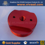 Aluminium Part with Pretty Anodize CNC Parts for Motorcycle