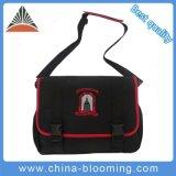 300d Polyester Campus Zipper Messenger Sling Shoulder Bag