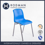 PP Nestable SGS No. 2 Plastic Chair with Iron Legs