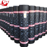 2.5mm Bitumen Composite Core Flexibility Waterproof Roll Material