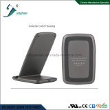 Intelligent Sailing Boat Fast High Efficiency Wireless Charger Grey Housing Nice Appearance Design