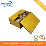 Environmental Paper Cardboard Packaging Box (QY150199)