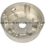 Zinc Alloy Die Casting for Auto Parts (ZC0001) with Electroplating Treatment and Heated Sales Made in Dongguan
