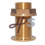 Bronze Skin Fitting with Bsp Thread (H866)