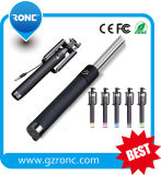 Foldable Selfie Stick with Cable Selfie Stick Monopod