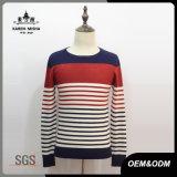 Men′s Basic Style Round Neck Sweater