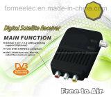 Digital Satellite Receiver DVB-S Mini Stick with Big Infrared Receiver