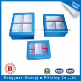 High Quality Paper Rigid Cardboard Gift Box with Transparent Window